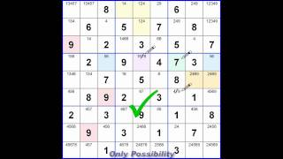 Learn To Play Sudoku, Part 1