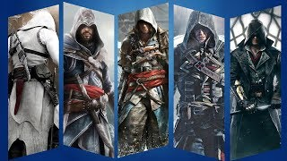 Assassin's Creed All Trailers 2007 - 2017 thumbnail