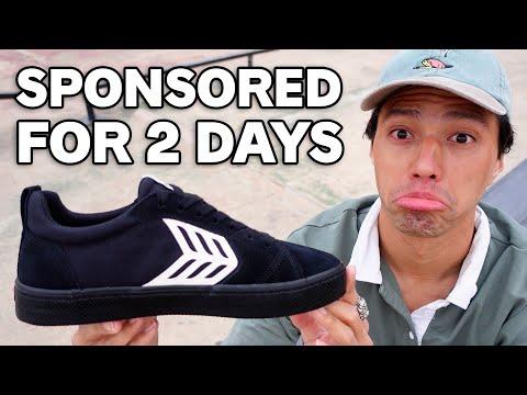 I'm Losing My Shoe Sponsor Tomorrow