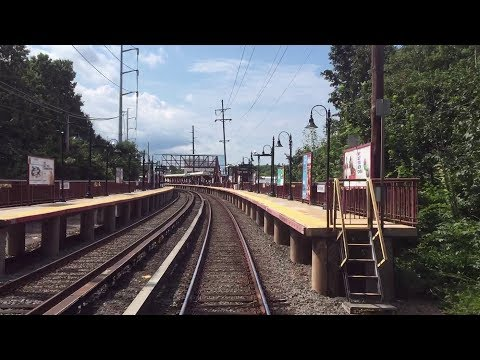 LIRR HD 60fps: Riding Budd M3 9885 (RFW) From Huntington To New York Penn Station (9/9/19)