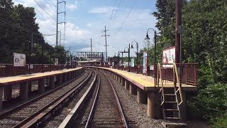 LIRR HD 60fps: Riding Budd M3 9885 (RFW) From Huntington to New York Penn Station (9/9/19)