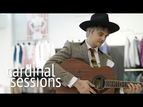 Peter Doherty - Time For Heroes / Out On The Weekend (Neil Young) - CARDINAL SESSIONS
