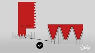 Gates ABDS Wear Indicator - EN