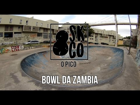 O PICO #5 - BOWL DA ZAMBIA - SÃO PAULO/SP