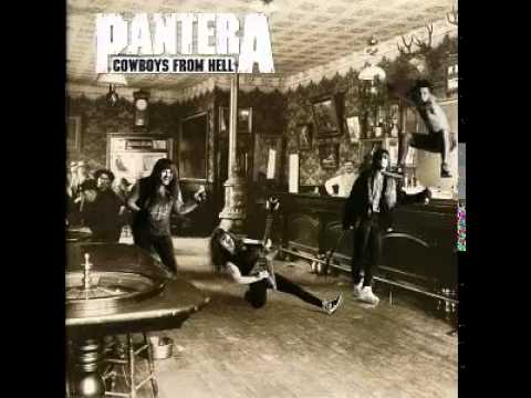Pantera  Cowboys from hell Full Album