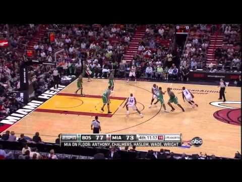 NBA Greatest Performances of All Time: Dwyane Wade- 46 Points vs Celtics [HD] 2010 Playoffs Game 4