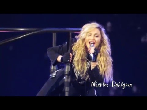 Madonna   HeartBreakCity/Love Don't Live Here Anymore (Rebel Heart Tour) DVD Edition