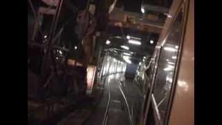 鉄道連絡線 鉄道車両航送 (マルメ発ベルリン行き)