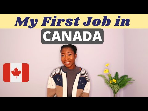 How I Got My First Job In Canada As A New Immigrant