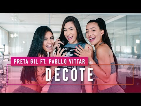 Decote - Preta Gil ft. Pabllo Vittar - Coreografia: Mete Dança