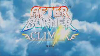 After Burner Climax (X360) Arcade Mode Clear (446,220, F15-E Strike Eagle) (HD60)
