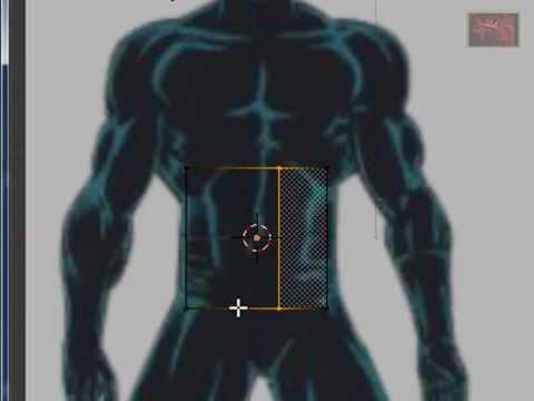 Blender 3D Tutorial - Beginners, Character Modeling (1) by VscorpianC