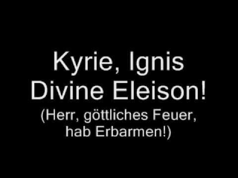 Elfen Lied - Lilium (german lyrics)