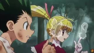 Hunter x Hunter Gon and Biscuit meets Abengane eng DUB