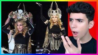 Madonna - Super Bowl Half Time Show 2012 Reaction