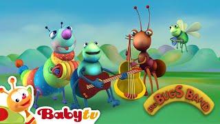 Video La canción de la Big Bugs Band, BabyTV Español download MP3, 3GP, MP4, WEBM, AVI, FLV Juli 2018