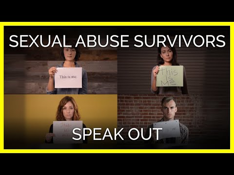 Victims of Sexual Abuse Speak Out