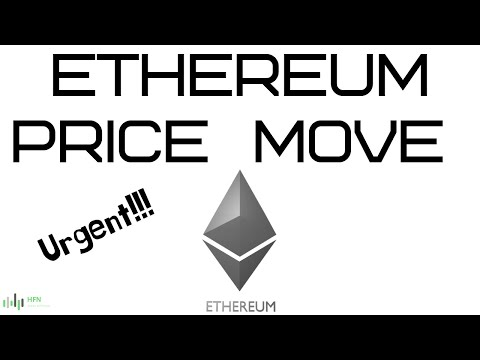 Ethereum (ETH) Price Update - Urgent!!!!