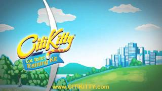 Train Your Cat to Go Potty with CitiKitty