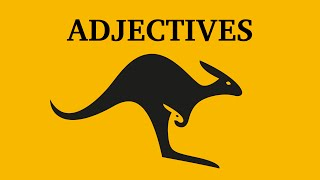 Adjectives | Learn English | Canguro English