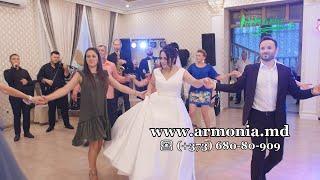 Muzica moldoveneasca ❤️ Muzica de petrecere la nunta ❤️ Formatia Armonia Chisinau ❤️Lautari la nunta