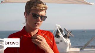 Below Deck Mediterranean: Captain Sandy Needs Conrad's Focus On Deck (Season 3, Episode 6) | Bravo