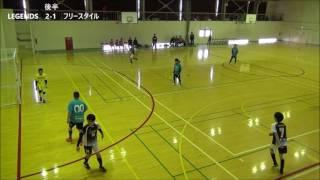 2試合目 フリースタイル 〇2-1 thumbnail