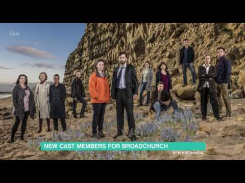 Download Series Three Of Broadchurch Is Coming | This Morning