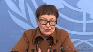 Галенская Л.Н. - Категория принципов как правовых регуляторов международных отношений (Часть III)
