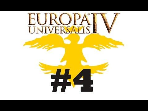 Europa Universalis 4 1.19 Türkçe I Avrupa Hun #4 I Bozkurtlar Diriliyor