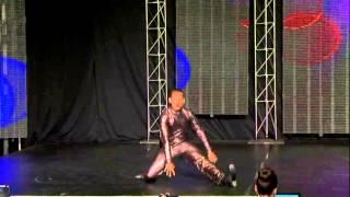 "Robert Terry a.k.a. Dr. Tapper World Champion Tap Dancer dancing to ""Freak-A-Zoid"""