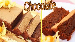 BOLO FUDGE com sabor intenso de CHOCOLATE que DESMANCHA na boca
