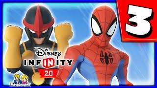 Disney Infinity 2.0 Spider-Man Walkthrough Part 3 (Interrupted Upload) Spiderman Playset