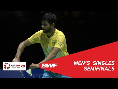 SF | MS | SAI PRANEETH B. (IND) vs CHEN Long (CHN) [2] | BWF 2019 Mp3