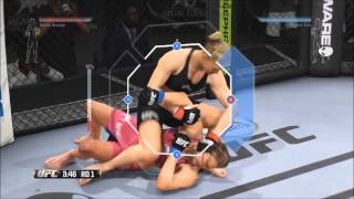 Трейлер к игре EA Sports UFC - Ronda Rousey vs. Miesha Tate для Xbox One