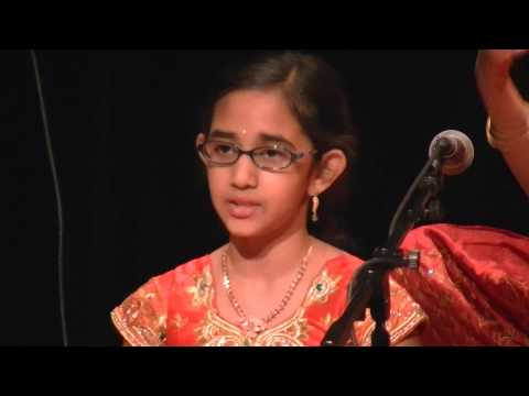 Classical music performance at Aasha Jyoti fund riser - Dallas