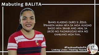 MABUTING BALITA , ABRIL 18, 2019