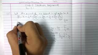 Chapter 5 Exercise 5.1 (Q1 and Q2) class 10 maths || Ncert in English or Hindi