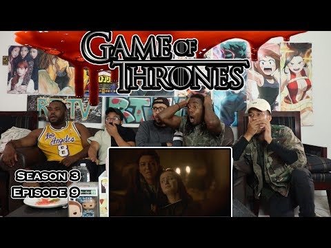 The Red Wedding 🤦🏽‍♂️⚔️ Game Of Thrones Season 3 Ep 9 Reaction/Review