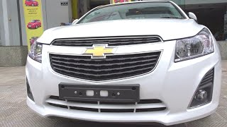#Cars@Dinos: Chevrolet Cruze 2015 Test Drive Review, Walkaround