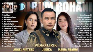Judika - Angel Pieters - Maria Shandi - Andi Ambarita || Lagu Rohani Kristen Terbaru 2021 Terpopuler