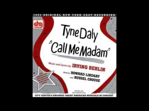 THE HOSTESS WITH THE MOSTES' ON THE BALL (From: Call Me Madam 1995) AUDIO