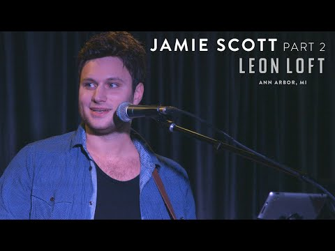 "Jamie Scott performs ""Gold"" & ""Crazy For Loving Me"" live at the Leon Loft"