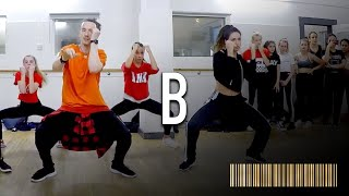 B by Todrick Hall | Commercial Dance CHOREOGRAPHY