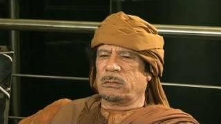 Libya's Leader Speaks Out
