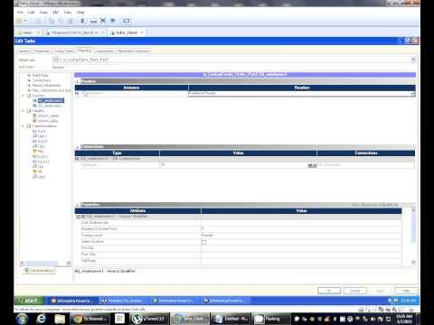 Informatica : Static Look Cache Sharing - Un-Named and Named Cache