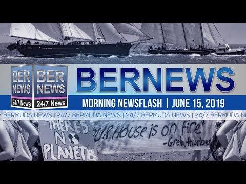 Bernews Newsflash For Saturday, June 15, 2019