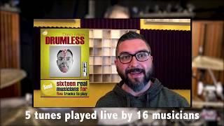 Dario Milan -  Re:Funk Drumless - Presentazione