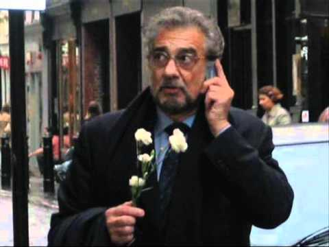 Placido Domingo phone interview from Washington D.C., 9sep 2011