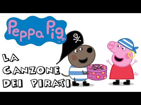 Peppa Pig - La canzone dei pirati